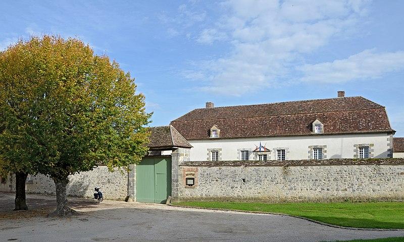 Photo du Monument Historique Prieuré situé à Sourdun