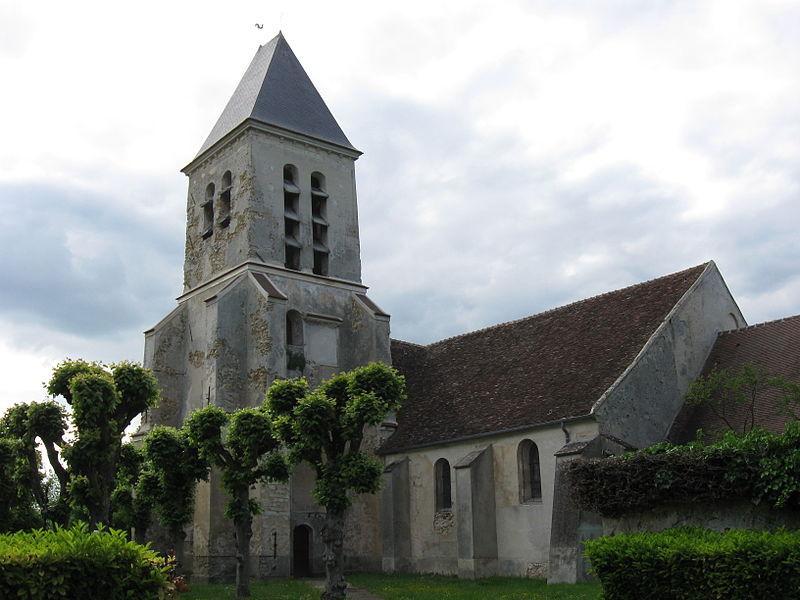 Photo du Monument Historique Eglise situé à Tancrou