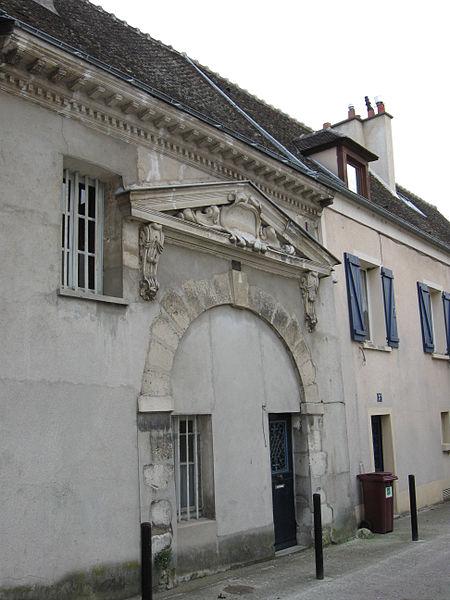 Photo du Monument Historique Abbaye de Chaalis situé à Thorigny-sur-Marne