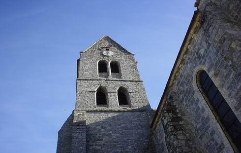 Photo du Monument Historique Eglise Saint-Etienne situé à Villiers-sous-Grez