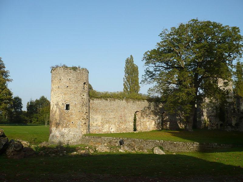 Photo du Monument Historique Château du Vivier situé à Fontenay-Trésigny