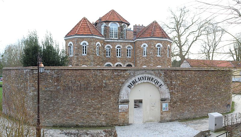 Photo du Monument Historique Ancienne prison situé à Coulommiers