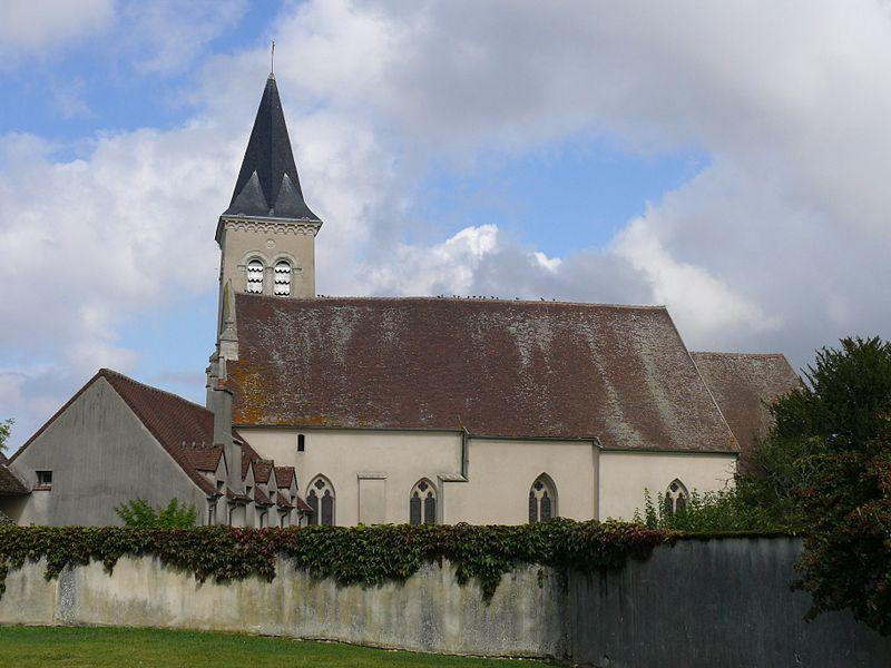 Photo du Monument Historique Eglise Saint-Pathus situé à Saint-Pathus