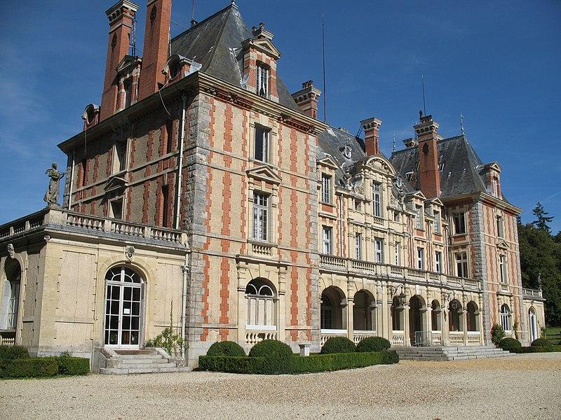 Photo du Monument Historique Château situé à La Boissière-Ecole