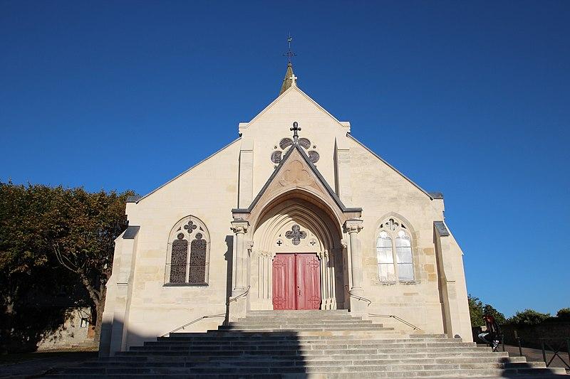 Photo du Monument Historique Eglise Saint-Maclou situé à Conflans-Sainte-Honorine