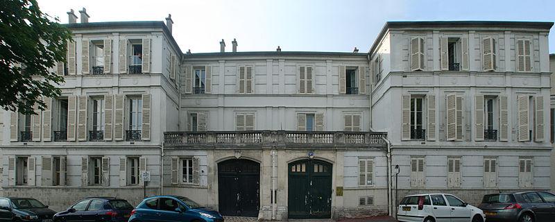 Photo du Monument Historique Maison dite Maison Joséphine situé à Croissy-sur-Seine