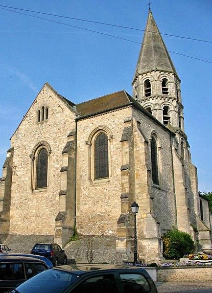 Photo du Monument Historique Eglise Saint-Béat situé à Epône