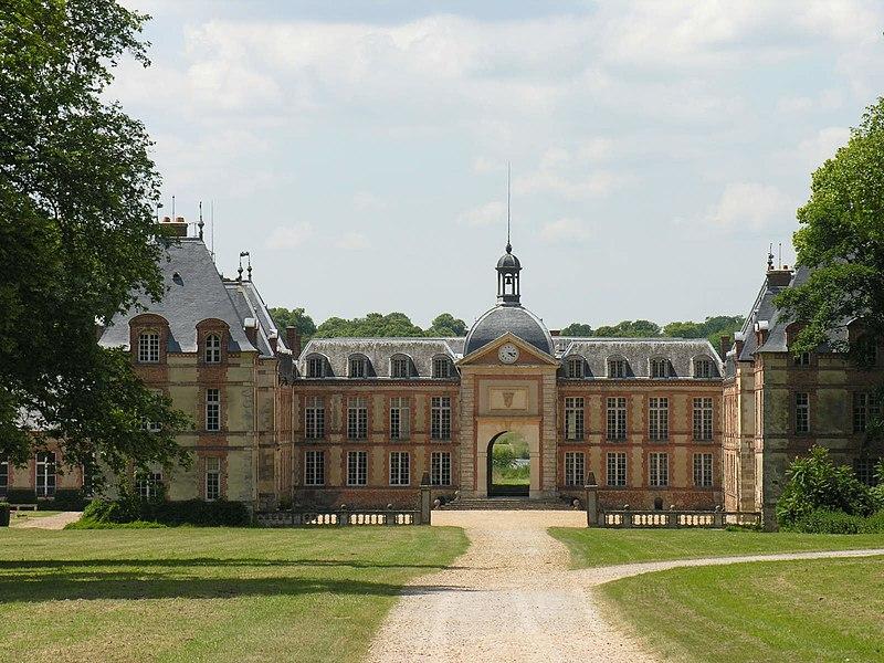 Photo du Monument Historique Château de Pontchartrain (également sur commune du Tremblay-sur-Mauldre) situé à Jouars-Pontchartrain