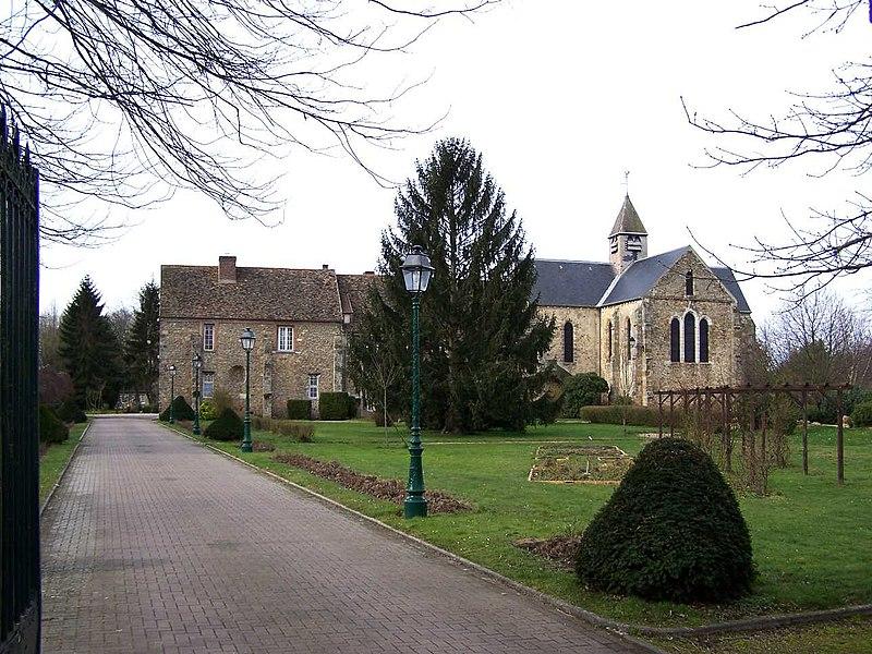 Photo du Monument Historique Abbaye de Notre-Dame-de-la-Roche situé à Lévis-Saint-Nom