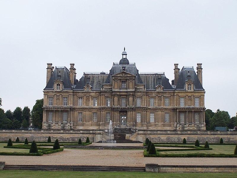 Photo du Monument Historique Domaine national : Château de Maisons-Laffitte situé à Maisons-Laffitte