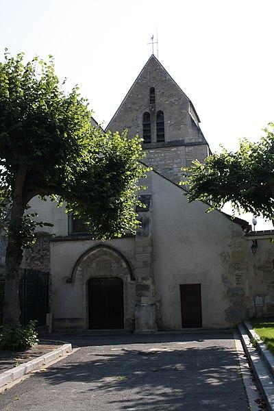 Photo du Monument Historique Eglise  ou chapelle de la Paix situé à Maisons-Laffitte