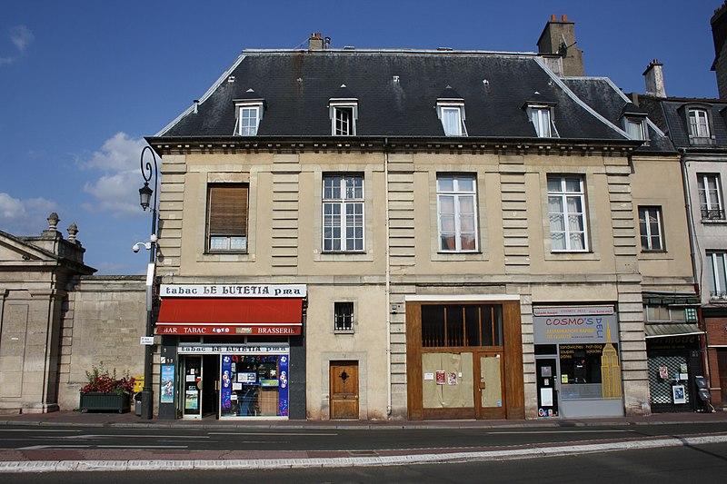 Photo du Monument Historique Pavillon situé à Maisons-Laffitte