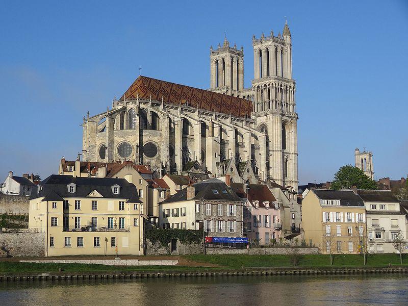 Eglise Notre Dame Ancienne Collégiale à Mantes La Jolie Pa00087508 Monumentum