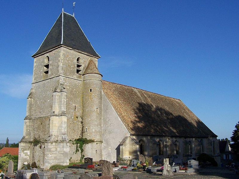 Photo du Monument Historique Eglise situé à Marcq