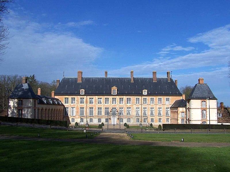 Photo du Monument Historique Château situé à Les Mesnuls