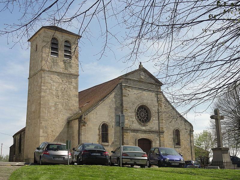 Photo du Monument Historique Eglise Saint-Nicolas situé à Meulan