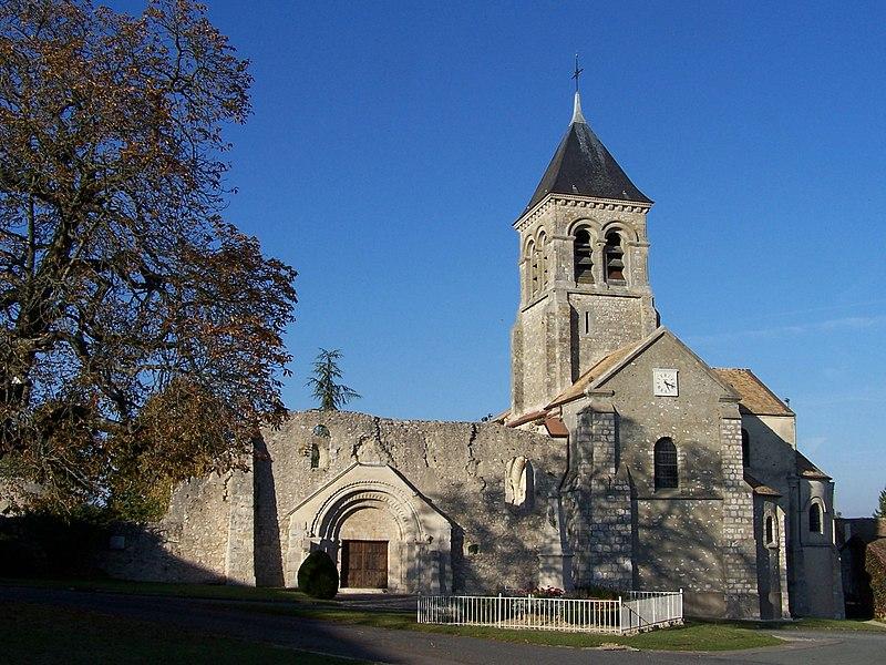 Photo du Monument Historique Eglise Sainte-Marie-Madeleine situé à Montchauvet