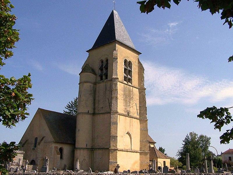 Photo du Monument Historique Eglise Saint-Pierre-aux-Liens situé à Orgerus