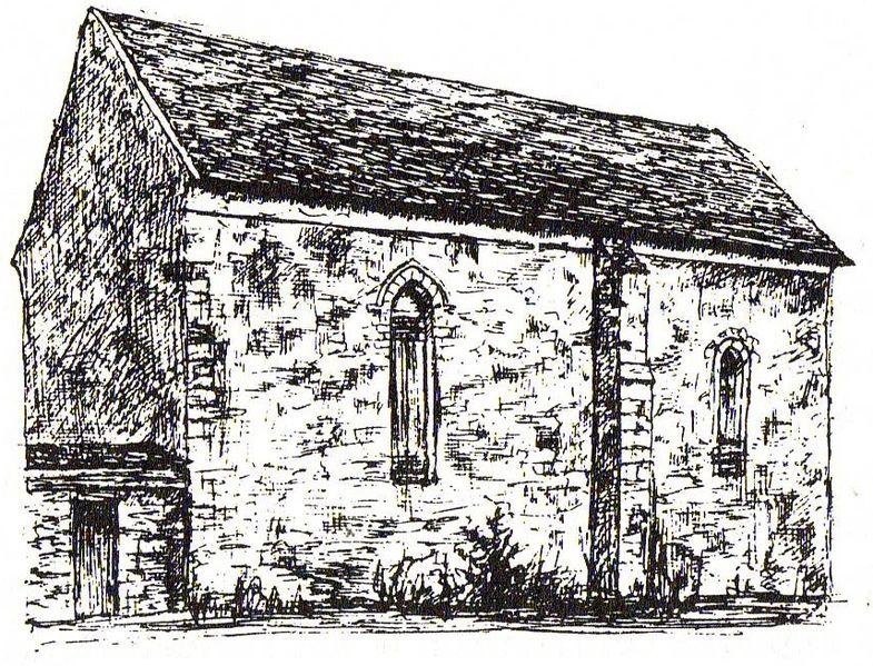 Photo du Monument Historique Chapelle de la Maladrerie situé à Poissy