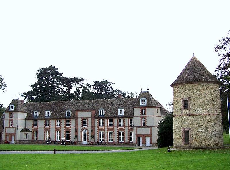 Photo du Monument Historique Château situé à La Queue-les-Yvelines
