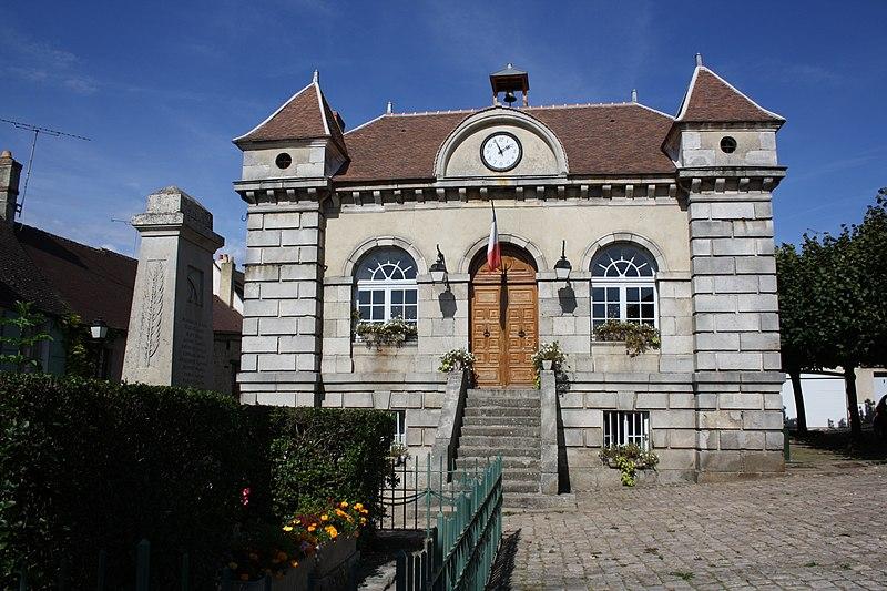 Photo du Monument Historique Bailliage situé à Rochefort-en-Yvelines