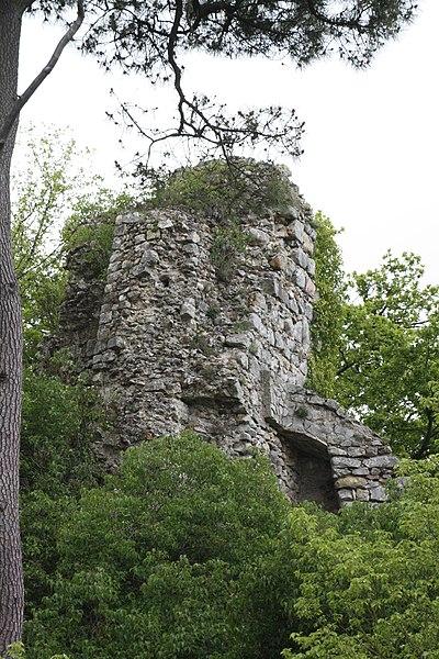 Photo du Monument Historique Château situé à Rochefort-en-Yvelines