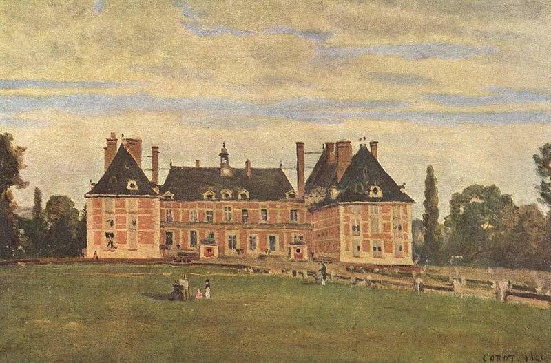 Photo du Monument Historique Château de Sully situé à Rosny-sur-Seine
