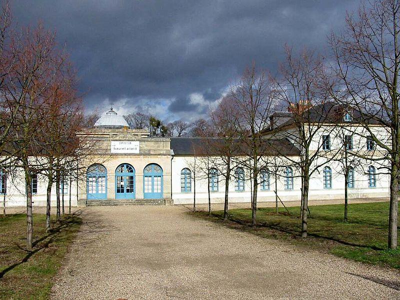Photo du Monument Historique Hospice Saint-Charles situé à Rosny-sur-Seine