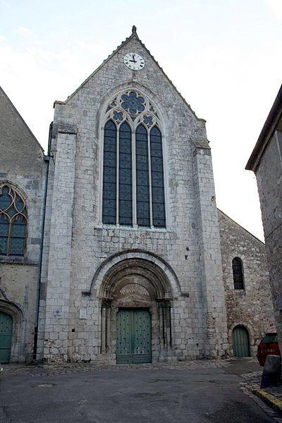 Photo du Monument Historique Eglise Saint-Nicolas situé à Saint-Arnoult-en-Yvelines