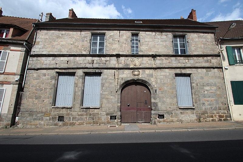Photo du Monument Historique Immeuble situé à Saint-Arnoult-en-Yvelines
