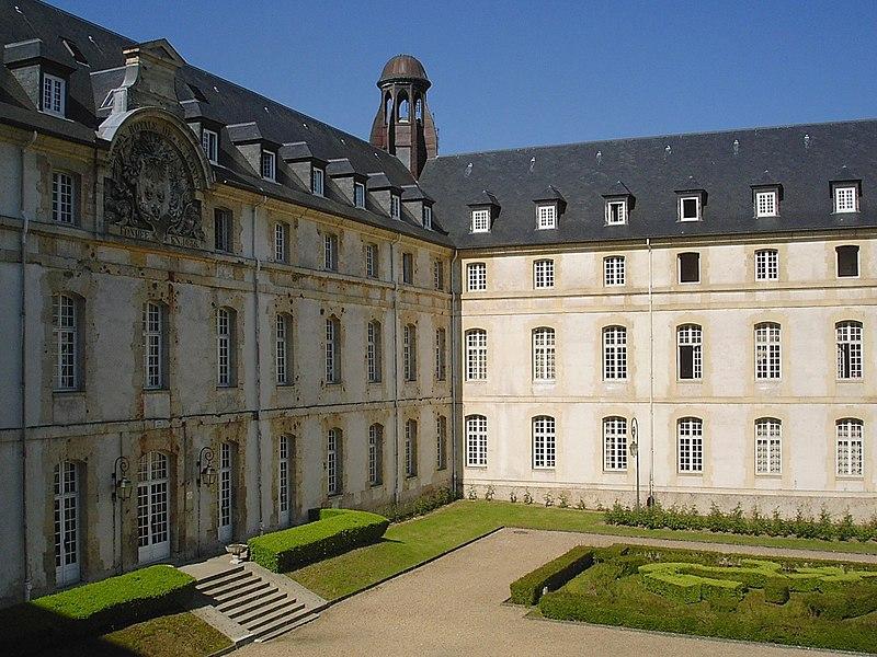 Photo du Monument Historique Ecole spéciale militaire (ancienne maison royale de Saint-Louis). situé à Saint-Cyr-l'Ecole