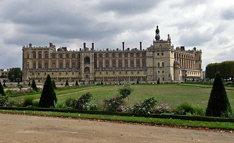 Photo du Monument Historique Domaine national de Saint-Germain-en-Laye, actuellement Musée des Antiquités Nationales situé à Saint-Germain-en-Laye