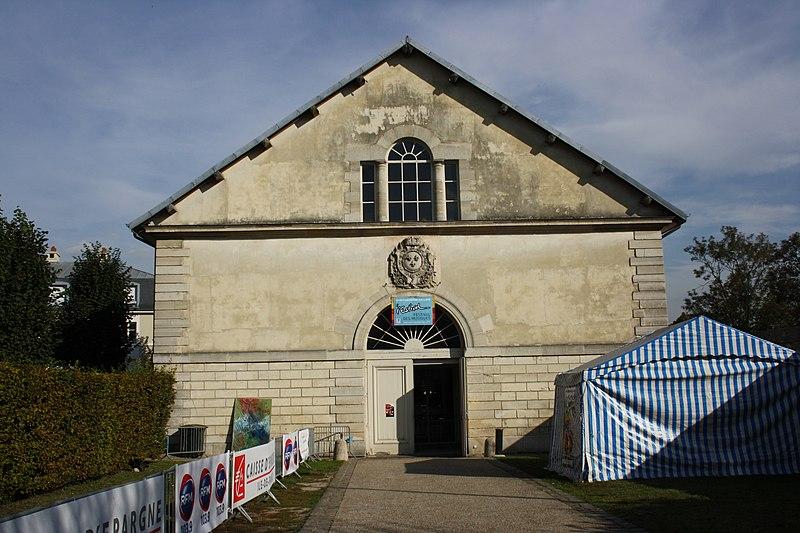 Photo du Monument Historique Ancien manège royal situé à Saint-Germain-en-Laye
