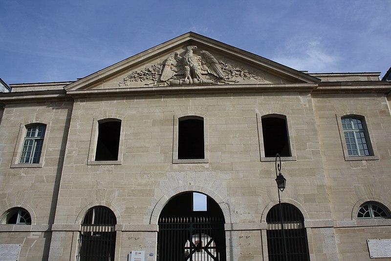 Photo du Monument Historique Quartier de Gramont situé à Saint-Germain-en-Laye