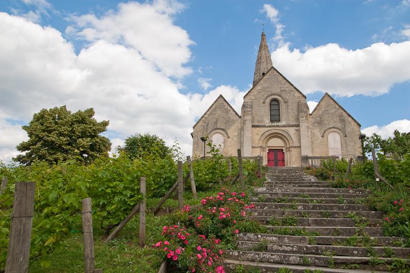 Photo du Monument Historique Eglise Saint-Martin situé à Sartrouville