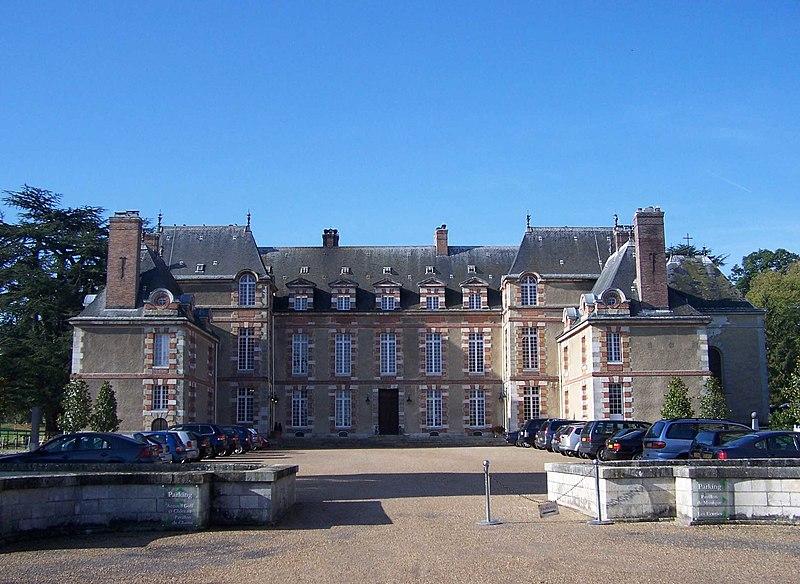 Photo du Monument Historique Château situé à Le Tremblay-sur-Mauldre