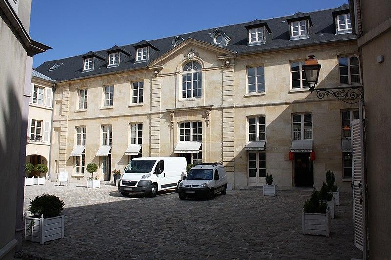 Photo du Monument Historique Bailliage situé à Versailles