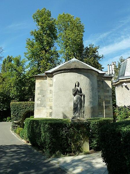 Photo du Monument Historique Chapelle dite de l'Hermitage situé à Versailles