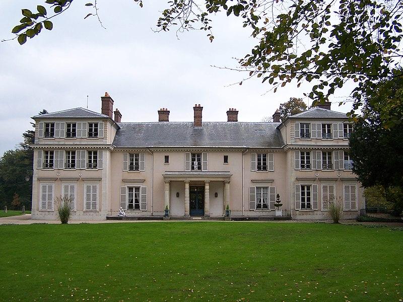 Photo du Monument Historique Domaine national : domaine de Madame Elisabeth situé à Versailles