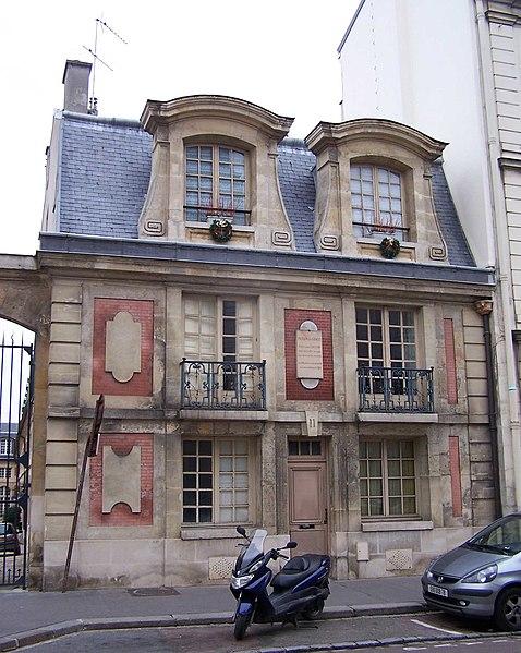 Photo du Monument Historique Domaine national : ancien Pavillon des Sources situé à Versailles