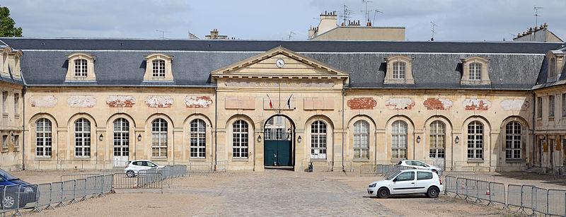 Photo du Monument Historique Ecuries du Roi, puis de la Reine situé à Versailles