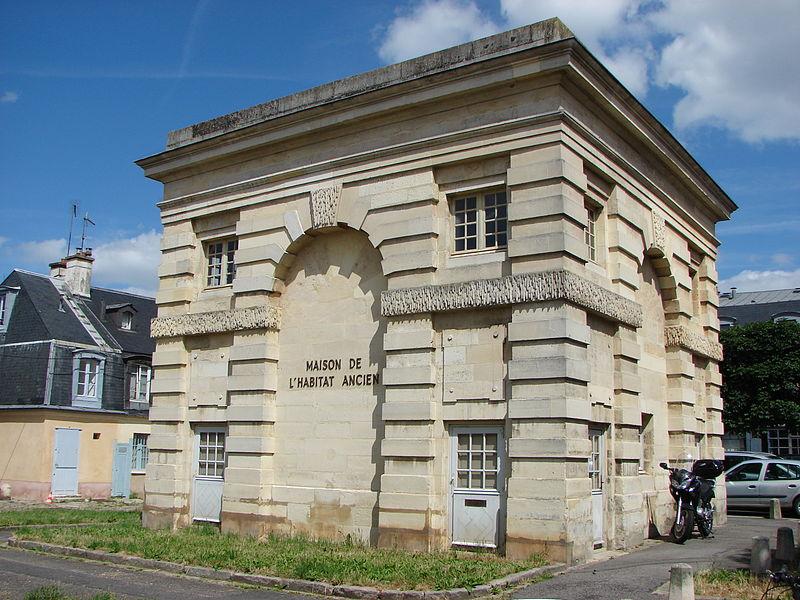 Photo du Monument Historique Fontaine des Quatre Pavés situé à Versailles