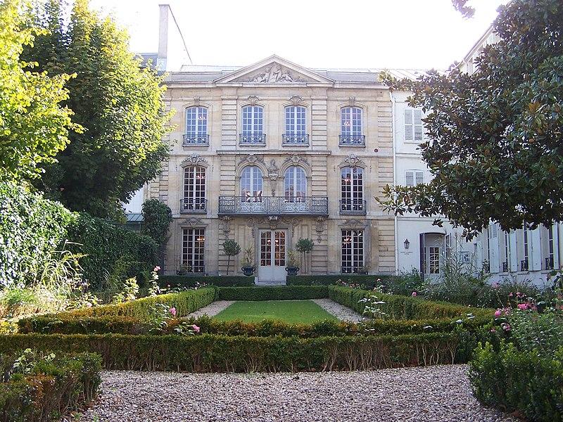 Photo du Monument Historique Ancien hôtel Lambinet, actuellement musée Lambinet situé à Versailles