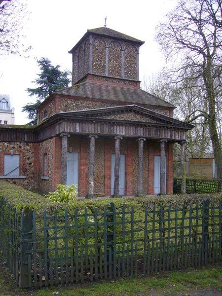 Photo du Monument Historique Laiterie de Madame situé à Versailles