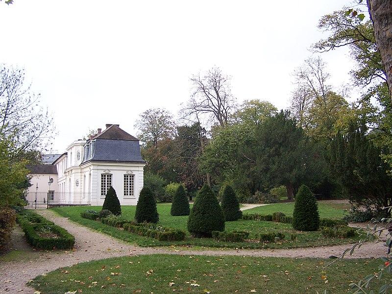 Photo du Monument Historique Maison des Italiens ou Maison des Musiciens du Roi situé à Versailles