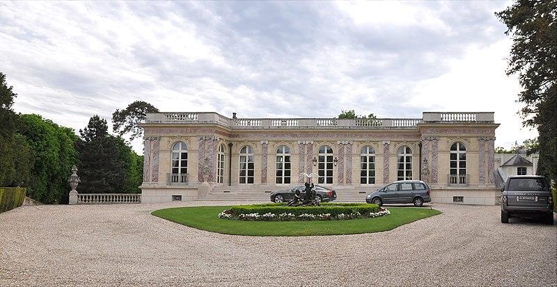 Photo du Monument Historique Palais Rose situé à Le Vésinet