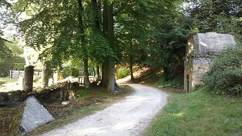 Photo du Monument Historique Abbaye de Joyenval situé à Chambourcy