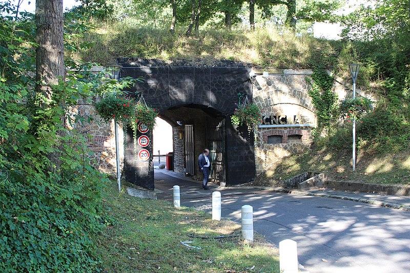 Photo du Monument Historique Batterie de Bois d'Arcy situé à Bois-d'Arcy