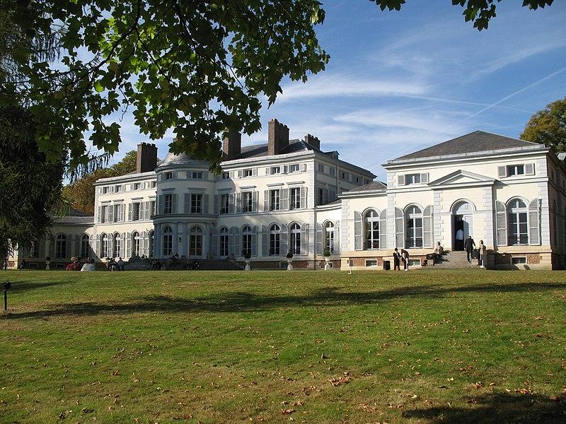 Photo du Monument Historique Château de Groussay situé à Montfort-l'Amaury