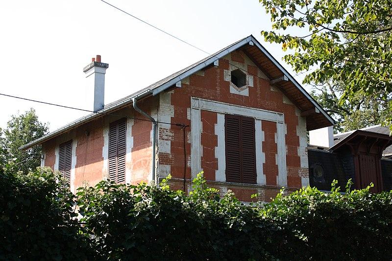 Photo du Monument Historique Propriété situé à Maisons-Laffitte